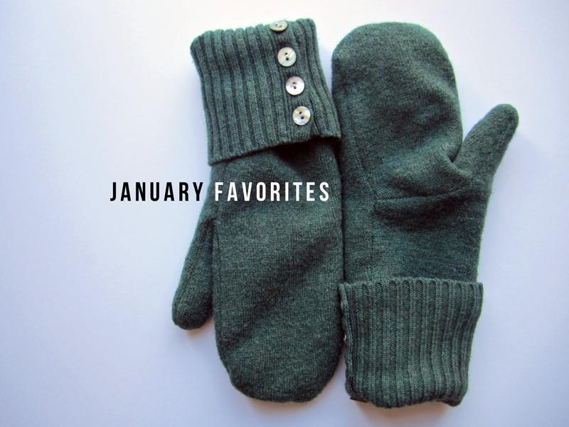 JanuaryFavorites
