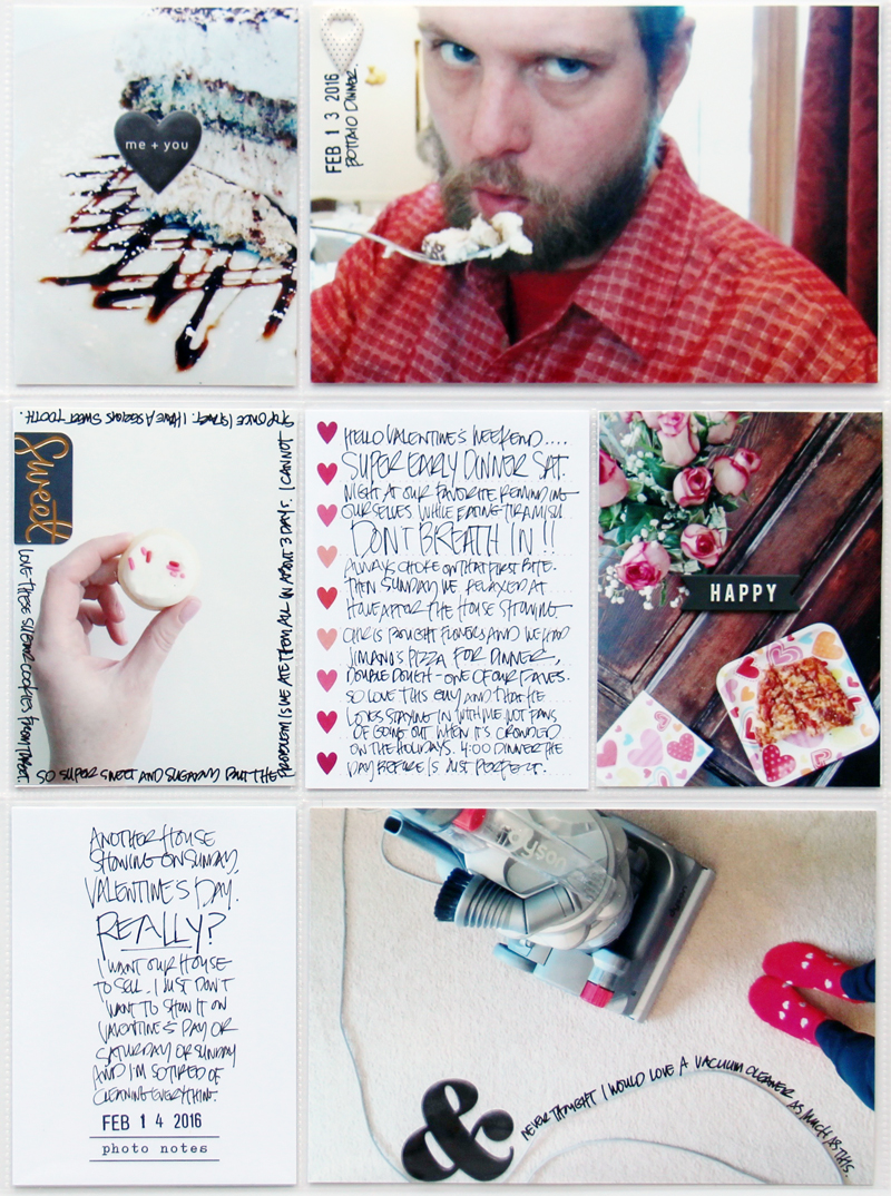 Life Pages 2016 Week  06