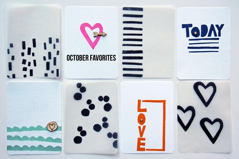 OctoberFavorites